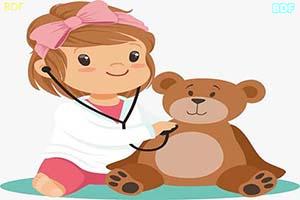 儿童患上白癞风疾病平时要注意难些
